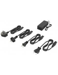 Vision TC2 P16V5.4A virta-adapteri ja vaihtosuuntaaja Sisätila Musta Vision TC2 P16V5.4A - 1
