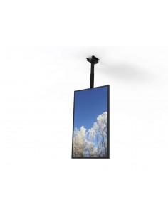 """HI-ND Ceiling casing no tilt Portrait QM75R Black 190,5 cm (75"""""""") Hi Nd CC7512-5001-02 - 1"""