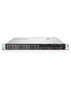 Hewlett Packard Enterprise ProLiant DL360p Gen8 servrar 2.3 GHz 16 GB Rack (1U) Intel® Xeon® E5 Family 460 W DDR3-SDRAM Hp 64690