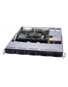 Supermicro SuperServer 1029P-MTR Intel® C621 LGA 3647 (Socket P) Teline ( 1U ) Musta Supermicro SYS-1029P-MTR - 1