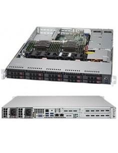 Supermicro SuperServer 1029P-WTRT Intel C622 LGA 3647 (Socket P) Teline ( 1U ) Musta Supermicro SYS-1029P-WTRT - 1