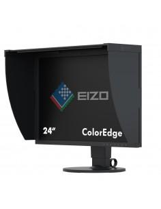 "EIZO ColorEdge CG2420 LED display 61.2 cm (24.1"") 1920 x 1200 pixels WUXGA Black Eizo CG2420 - 1"