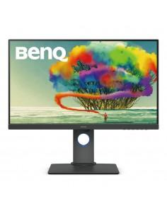 """Benq PD2700U 68.6 cm (27"""") 3840 x 2160 pikseliä 4K Ultra HD LED Harmaa Benq 9H.LHALB.QBE - 1"""