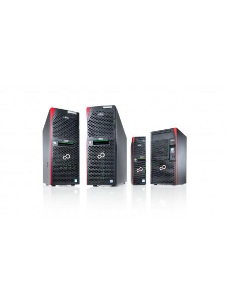 Fujitsu PRIMERGY TX1310 M3 palvelin 3.7 GHz 16 GB Tower Intel® Xeon® E3 v6 250 W DDR4-SDRAM Fujitsu Technology Solutions VFY:T13