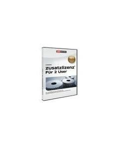 Lexware 09056-2012 ohjelmistolisenssi/-päivitys 2 lisenssi(t) Elektroninen ohjelmistolataus (ESD) Saksa Lexware 09056-2012 - 1