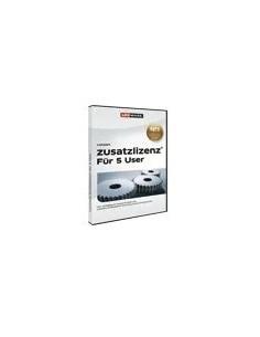 Lexware Esd Zusatzlizenzen 2021 Für 5 User (1y) Esd Lexware 09199-2014 - 1