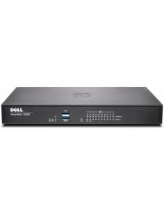 SonicWall TZ600 laitteistopalomuuri 1500 Mbit/s Sonicwall 01-SSC-0226 - 1