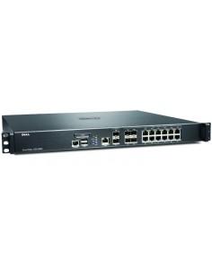 SonicWall 01-SSC-3842 laitteistopalomuuri 6000 Mbit/s 1U Sonicwall 01-SSC-3842 - 1