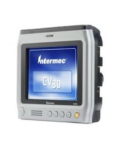 "Intermec CV30 0.52 GHz PXA270 16.3 cm (6.4"") 640 x 480 pikseliä Kosketusnäyttö Musta, Hopea Intermec CV30A0A1100803 - 1"