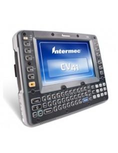 "Intermec CV41 mobiilitietokone 20.3 cm (8"") 800 x 480 pikseliä Kosketusnäyttö 2.1 kg Musta Intermec CV41ACA1A2AET01A - 1"