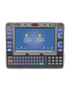 "Honeywell Thor VM1 20.3 cm (8"") Intel Atom® 1 GB 802.11g Windows CE 6.0 Musta, Harmaa Honeywell VM1C1A1C1AET0AA - 1"