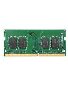 Synology D4NESO-2666-4G RAM-minnen 4 GB 1 x DDR4 2666 MHz Synology D4NESO-2666-4G - 1
