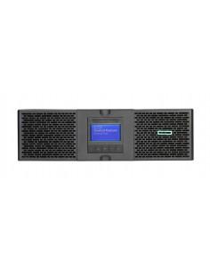 Hewlett Packard Enterprise G2 R6000 Taajuuden kaksoismuunnos (verkossa) 6000 VA 5400 W 8 AC-pistorasia(a) Hp Q7G11A - 1