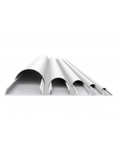 Multibrackets 1387 kabelskydd Sladdhantering Vit Multibrackets 7350022731387 - 1
