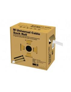 Multibrackets 2537 kabelsamlare Kabelstrumpa Vit 1 styck Multibrackets 7350022732537 - 1