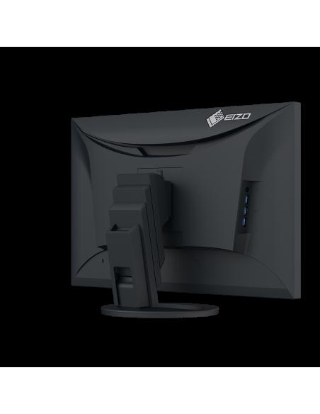 "EIZO FlexScan EV2795-BK tietokoneen litteä näyttö 68.6 cm (27"") 2560 x 1440 pikseliä Quad HD LED Musta Eizo EV2795-BK - 6"