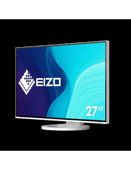 """EIZO FlexScan EV2795-WT tietokoneen litteä näyttö 68.6 cm (27"""") 2560 x 1440 pikseliä Quad HD LED Valkoinen Eizo EV2795-WT - 2"""