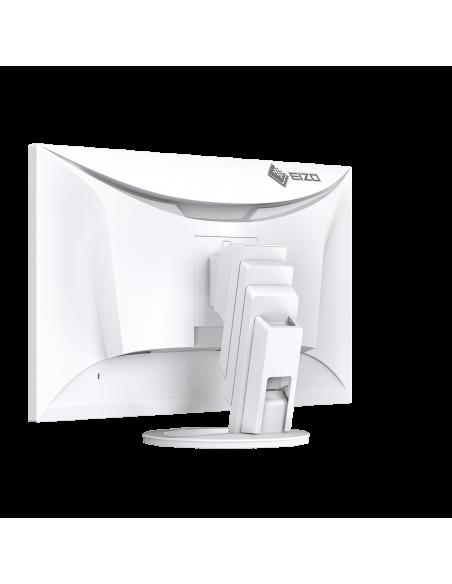 """EIZO FlexScan EV2795-WT tietokoneen litteä näyttö 68.6 cm (27"""") 2560 x 1440 pikseliä Quad HD LED Valkoinen Eizo EV2795-WT - 4"""
