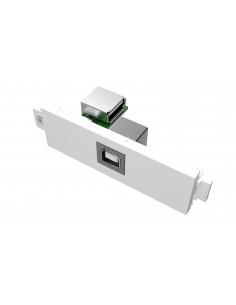 Vision TC3 USBB eluttag USB Vit Vision TC3 USBB - 1