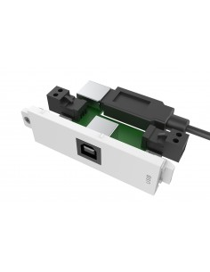 Vision TC3 USBB+ eluttag USB Vit Vision TC3 USBB+ - 1