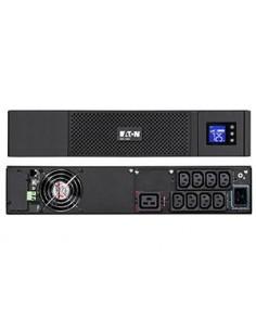 Eaton 5SC2200IRT strömskydd (UPS) Linjeinteraktiv 2200 VA 1980 W 9 AC-utgångar Eaton 5SC2200IRT - 1