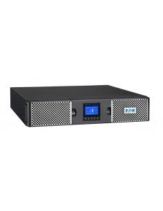 Eaton 9PX1500IRTM strömskydd (UPS) Dubbelkonvertering (Online) 1500 VA W 8 AC-utgångar Eaton 9PX1500IRTM - 1