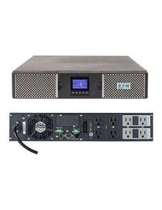 Eaton 9PX 1500RT Dubbelkonvertering (Online) 1500 VA 1350 W 8 AC-utgångar Eaton 9PX1500RT - 1