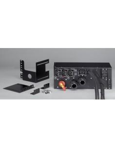 Eaton HotSwap MBP 11000i 3:1 power distribution unit (PDU) Black Eaton MBP11KI31 - 1