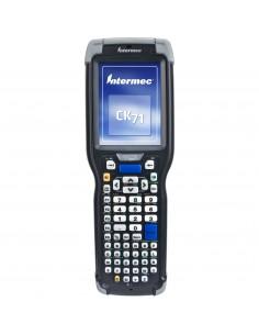 "Intermec CK71 mobiilitietokone 8.89 cm (3.5"") 480 x 640 pikseliä Kosketusnäyttö 584 g Musta Intermec CK71AA6MN00W4100 - 1"