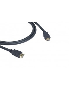 Kramer Electronics CLS-HM/HM/ETH-50 HDMI-kaapeli 15.2 m HDMI-tyyppi A (vakio) Musta Kramer 97-11213050 - 1