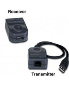 C2G USB Superbooster Extender A RJ45 Black C2g 81621 - 1