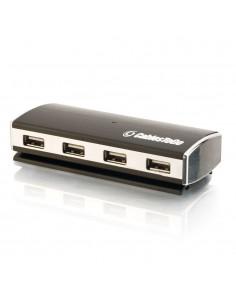 C2G 81645 interface hub 480 Mbit/s Black C2g 81645 - 1