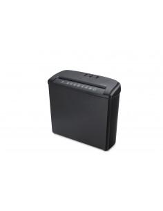 Ednet S-5 paper shredder Strip shredding 21.8 cm Black Ednet 91604 - 1