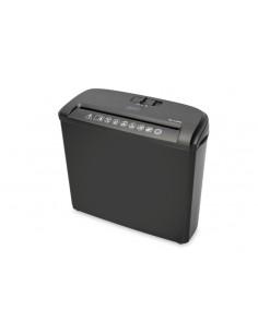 Digitus DA-81604 paperisilppuri Suikaleeksi leikkaava 74 dB 21.8 cm Musta Digitus DA-81604 - 1