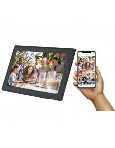 "Denver PFF-1513BLACK digitala fotoramar Svart 39.6 cm (15.6"") Pekskärm Wi-Fi Denver 119101050000 - 1"