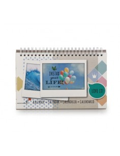 Fujifilm Instax WIDE calendar Table Fujifilm 70100133810 - 1