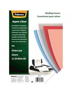 Fellowes 5376107 sidontakansi A4 PVC-muovi Läpinäkyvä 100 kpl Fellowes 5376107 - 1