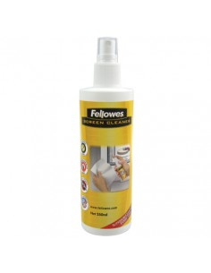 Fellowes 250ml Screen Cleaning Spray LCD/TFT/Plasma Equipment cleansing air pressure cleaner Fellowes 99718 - 1