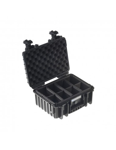 B&W 3000/B/RPD varustekotelo Salkku/klassinen laukku Musta B&w International 3000/B/RPD - 1