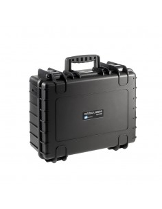 B&W 5000/B/RPD varustekotelo Salkku/klassinen laukku Musta B&w International 5000/B/RPD - 1