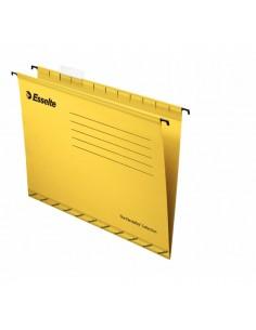 Esselte Pendaflex kansioteline A4 Pahvi Keltainen Esselte 90314 - 1