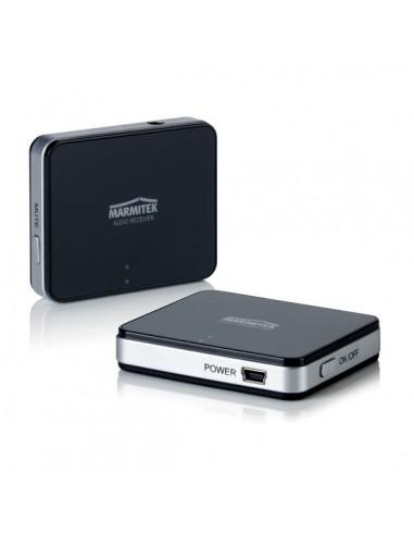 Marmitek Audio Anywhere 625 AV-lähetin ja -vastaanotin Musta Marmitek 8098 - 1
