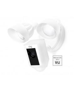 Ring Floodlight Cam IP-turvakamera Ulkona Laatikko Katto/seinä Ring 8SF1P7-WEU0 - 1