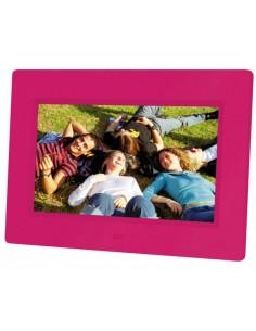 """Braun Photo Technik DigiFrame 709 digitaalinen valokuvakehys Vaaleanpunainen 17.8 cm (7"""") Braun Phototechnik 21203 - 1"""