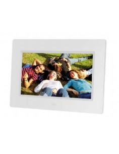 """Braun DigiFrame 711 digitaalinen valokuvakehys Valkoinen 17.8 cm (7"""") Braun Phototechnik 21221 - 1"""