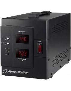 PowerWalker AVR 3000/SIV jännitteensäädin 230 V Musta Bluewalker 10120307 - 1