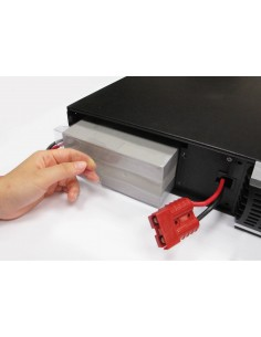 PowerWalker VFI 2000 RMG PF1 Taajuuden kaksoismuunnos (verkossa) VA W Bluewalker 10122114 - 1