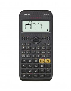 Casio FX-82EX laskin Tasku Funktiolaskin Musta Casio 141860 - 1