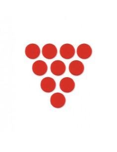 Nobo Magnets Red Blister magneettitaulu Punainen Nobo 1901452 - 1