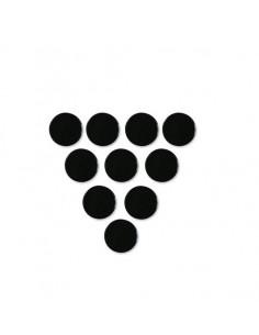 Nobo Magnets Blister magneettitaulu Musta Nobo 1901630 - 1